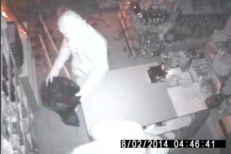 Magazin din Iris, spart a patra oară de hoți! Făptașii au fost filmați - VIDEO