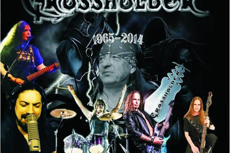Concert Crossholder la Cluj! Regii maghiari ai EPIC Metalului promit un show incendiar