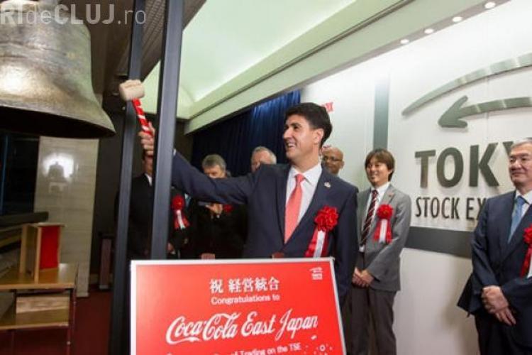 Un român este managerul anului în Japonia. Are în mână o afacere de 4 miliarde de euro