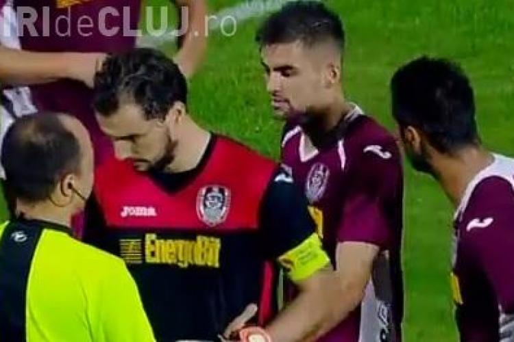 CFR Cluj - Pandurii - 0-0. REZUMAT VIDEO - Felgueiras a apărat un penalty