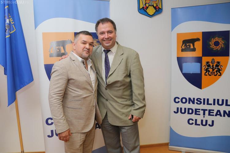 """Turneul Internaţional de Box """"Centura Transilvaniei 2014"""" are loc la Cluj. Doroftei și Mihai Leu sunt prezenți - FOTO"""