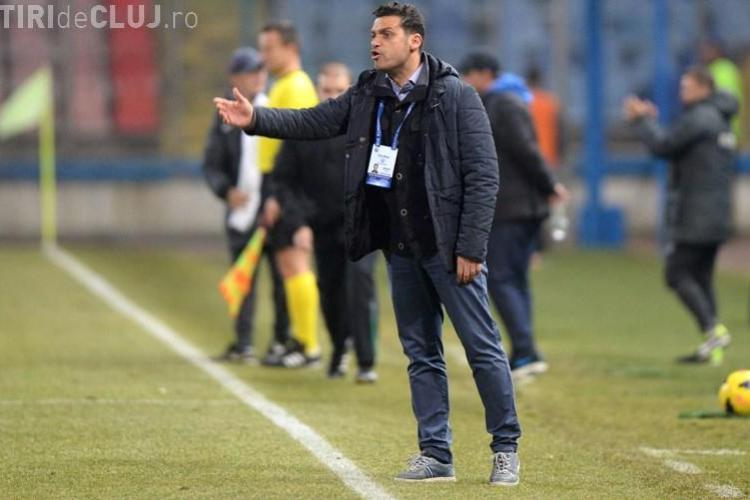 Teja e foarte afectat că a pierdut cu Dinamo. Ce a declarat la final?