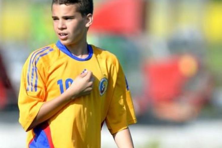 Fiul lui Hagi, Ianis Hagi, este dorit de marile cluburi din Europa