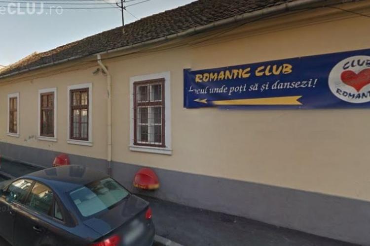 Împușcături la clubul Romantic din Cluj! Maneliștii au scos armele UPDATE