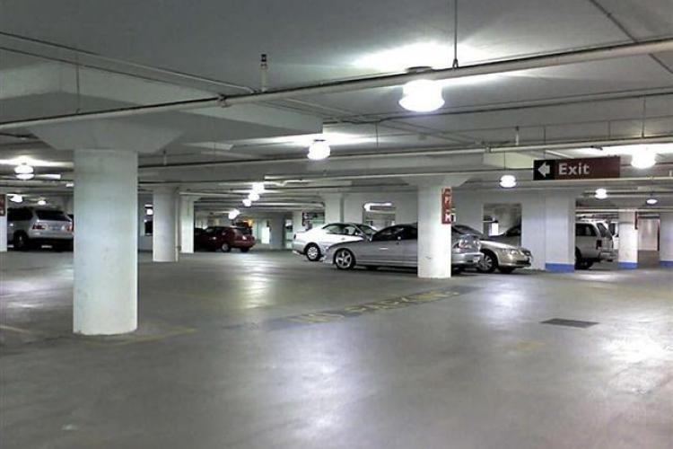 Comuna Florești va avea un parking suprateran cu 450 de locuri