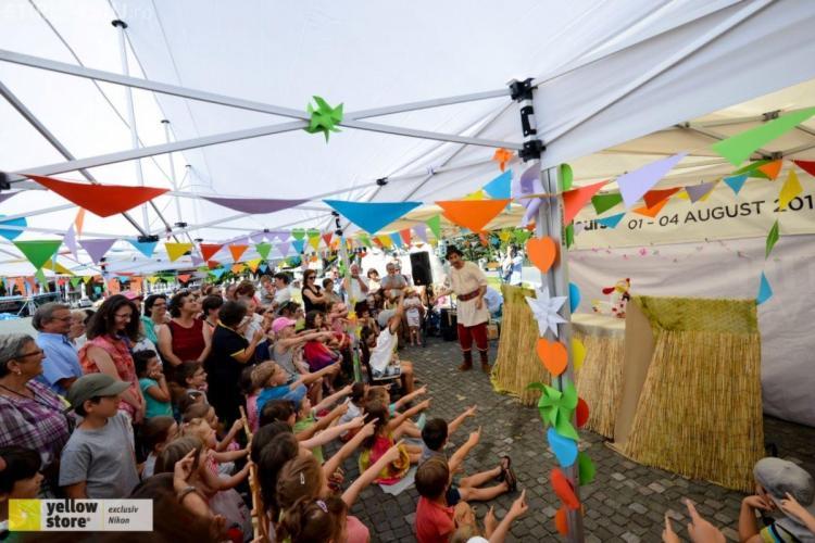Cel mai mare picnic din istoria Clujului are loc pe Cetățuie