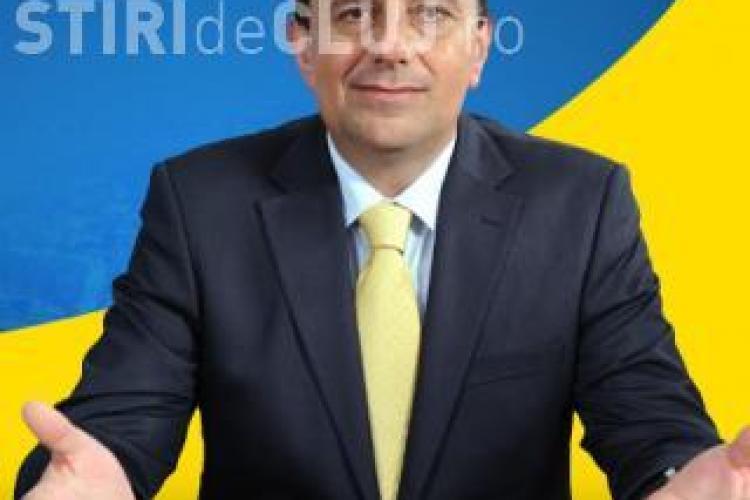 Primarul din Florești, Horia Șulea, a fost invitat la Știri de Cluj Live - Vezi emisiunea înregistrată
