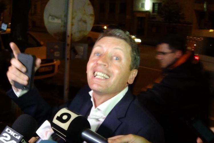 Ioan Petran, șeful PNL Cluj-Napoca, cercetat pentru posesie de canabis. DNA ar fi găsit droguri la el acasă