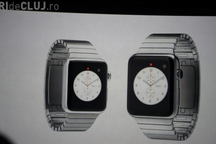 """Watch - Apple nu a mai """"rupt gura târgului"""""""
