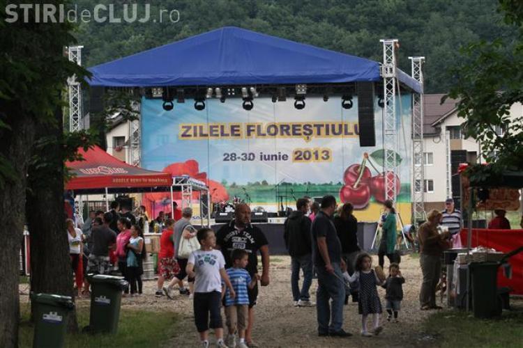 Zilele Comunei Florești au loc la Poligolul Tăuți. Artiști surpriză pe scenă