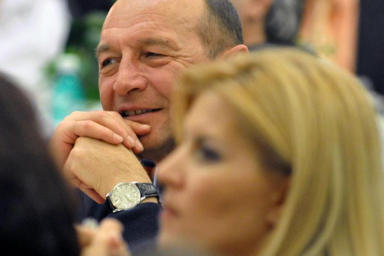 Băsescu susține PMP: Udrea a fost un ministru bun, om pragmatic şi extrem de loial