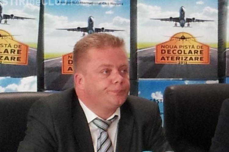 Oleleu spune că nu el a aruncat Aeroportul Cluj în Centrala Incidentelor de Plăţi