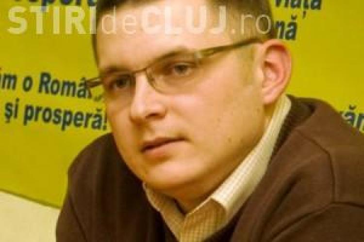 Un lider PNL Cluj este abonat la fondurile europene. POSDRU este condusă chiar de un coleg de partid
