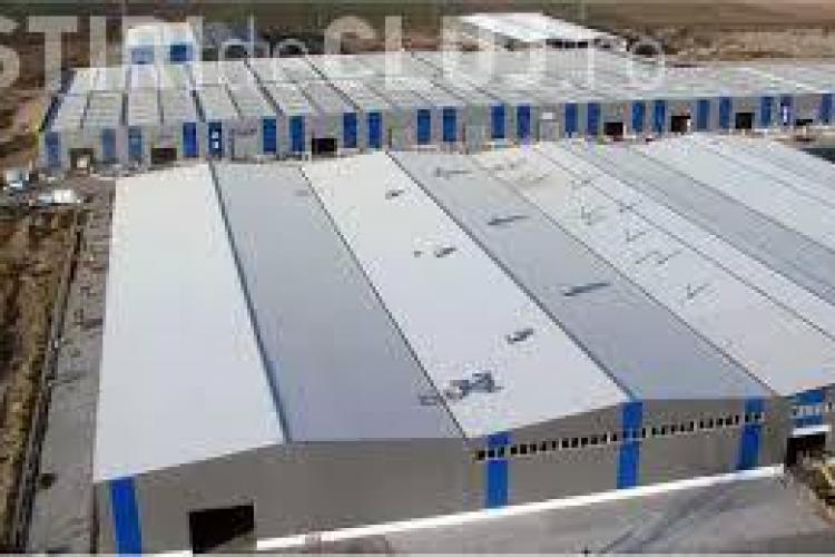 Un nou parc industrial va fi construit la Câmpia Turzii: Sunt investitori din Spania și Portugalia care vor să creeze locuri de munca