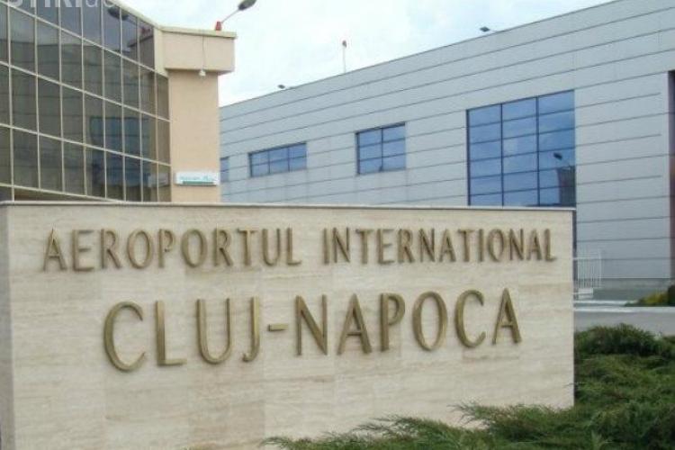 """Veste BOMBĂ de la Aeroportul Internațional """"Avram Iancu"""" Cluj"""