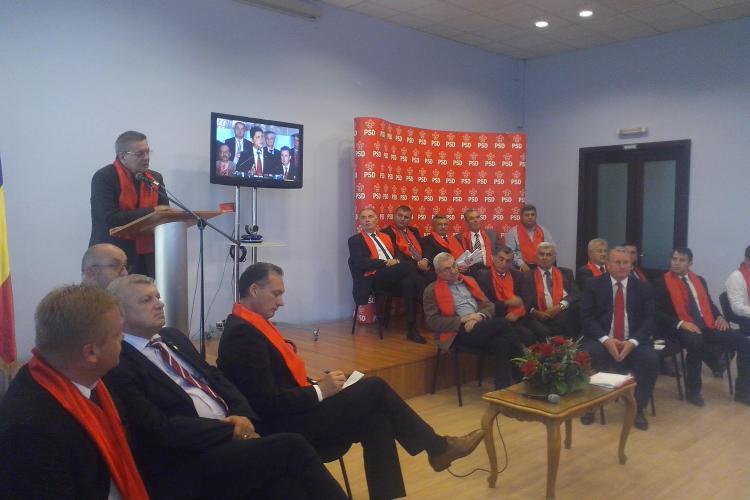 30.000 de membri PSD au validat candidatura lui Victor Ponta la președinția României