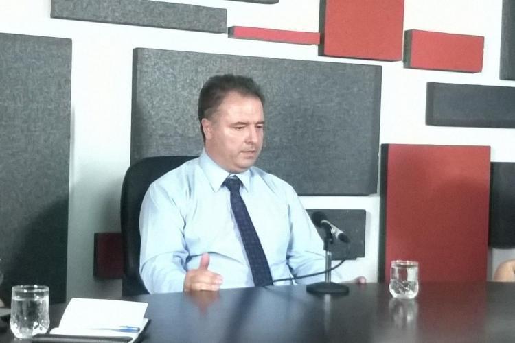 Soluția șefului CJ Cluj pentru decongestionarea traficului în oraș: TAXA DE CENTRU!
