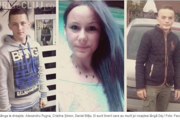 Cine sunt tinerii care au MURIT în accidentul de la Mănășturel? Unul e nepotul unui politician - FOTO