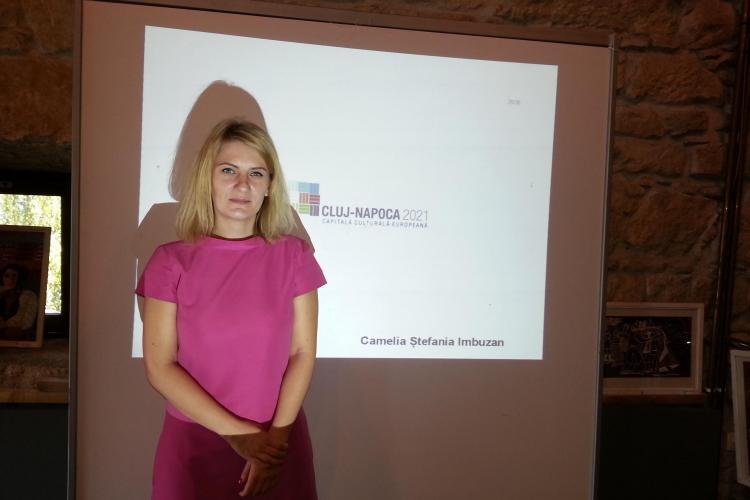 Cum arată LOGO -ul cu care Clujul va candida la titlul de Capitală Culturală Europeană 2021 - FOTO