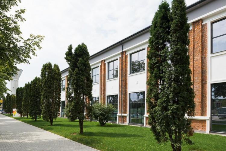 Siemens angajează la Cluj 210 ingineri! Cum arată spațiile de birouri din clădirea închiriată deja - FOTO