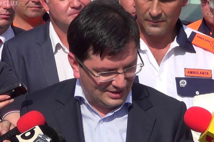 Ministrul Sănătății a făcut un anunț important la Cluj. Ce promite ministrul Bănicioiu VIDEO