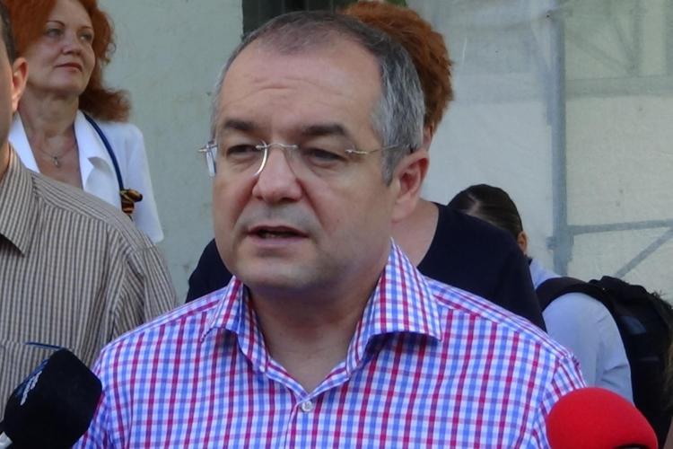 Emil Boc crede că Elena Udrea are șanse la turul doi