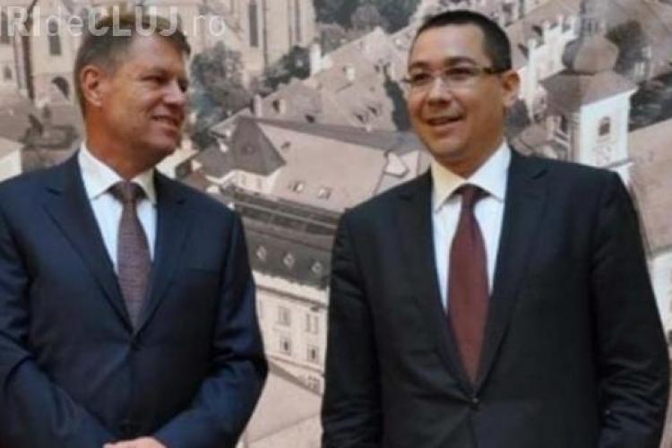 Iohannis: În orice ţară europeană Ponta ar fi trebuit să plece pentru referirea la nazism
