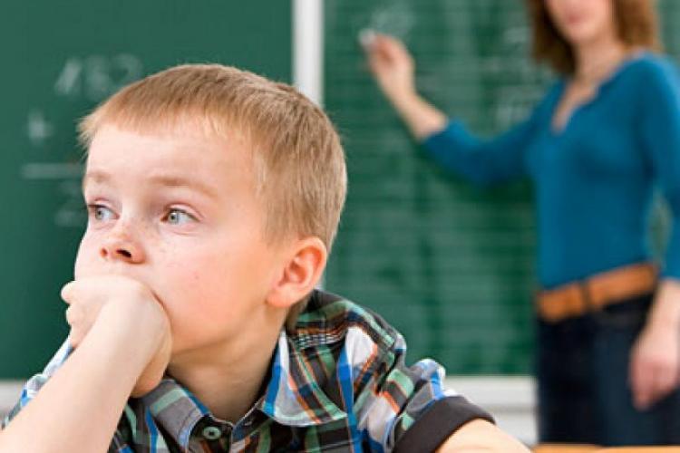 200.000 de copii din România suferă de ADHD. Numai 4% sunt tratați