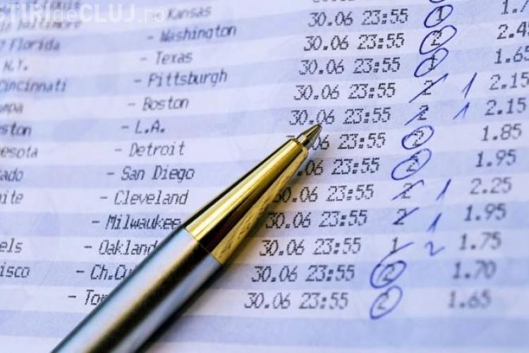Câștigurile la pariurile online șansă sau stiință ? (P)