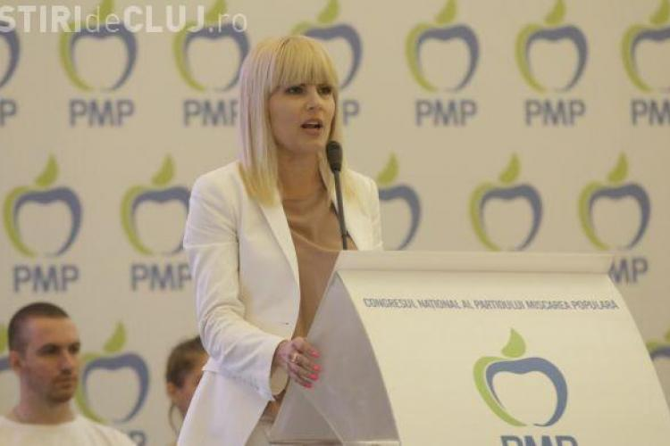 Udrea: Candidez la Preşedinţie. Îl pot bate pe Ponta