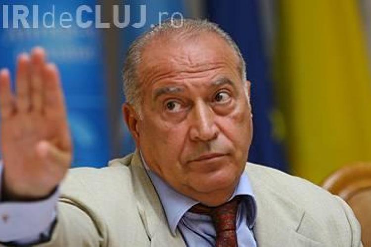Dan Voiculescu își execută pedeapsa în regim închis