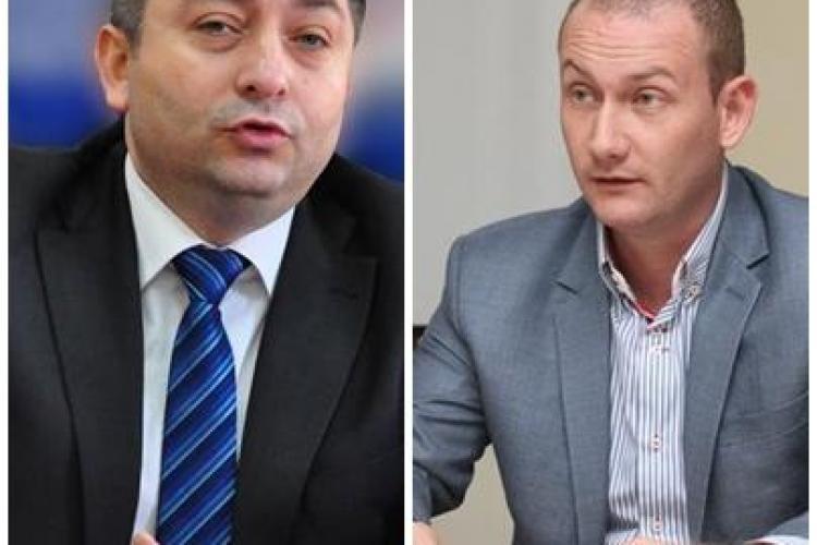 PSD Cluj: Cei din PNL Cluj sunt trădători! Mihai Seplecan și Alin Tișe au făcut blaturi în 2012