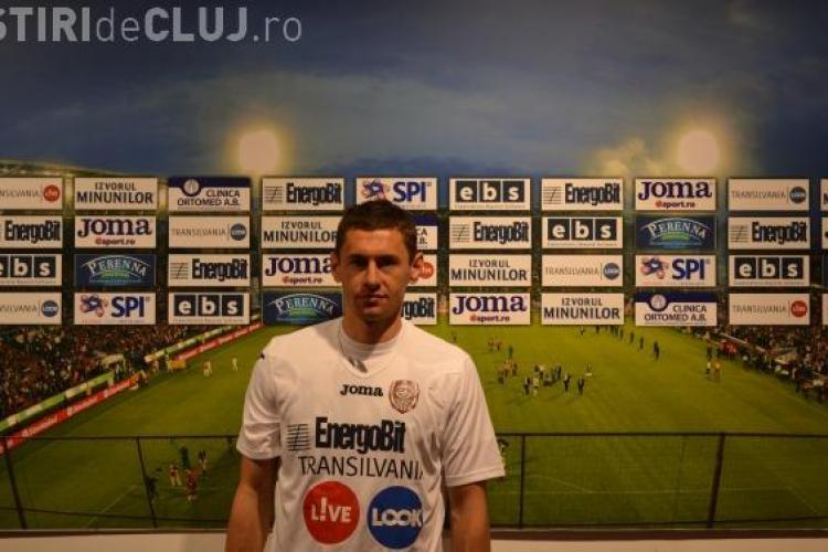CFR Cluj a pierdut procesul cu Sepsi și Rui Pedro. Cât are clubul de plătit