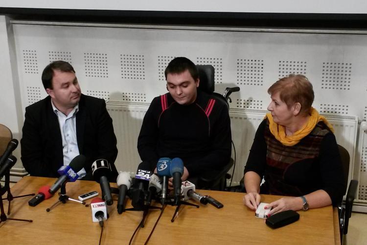 Unul dintre răniții din Accidentul Aviatic din Apuseni, REOPERAT la Cluj
