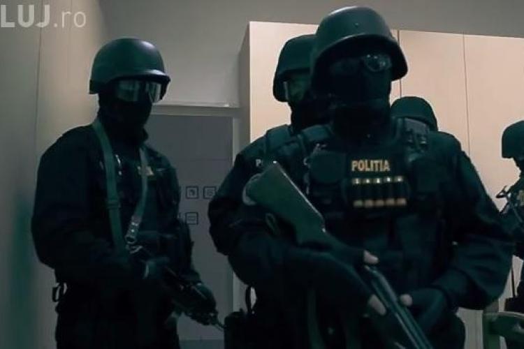 Tâlharii care au atacat un clujean și i-au FURAT 300.000 de lei au fost arestați de DIICOT