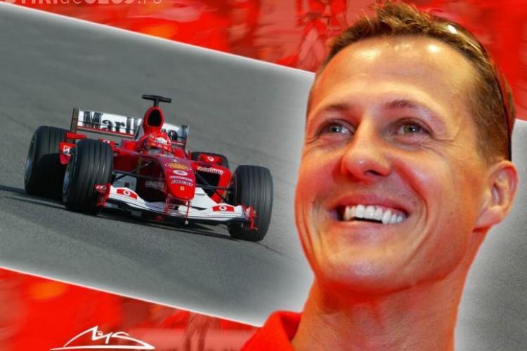 Veste FOARTE BUNĂ despre Michael Schumacher