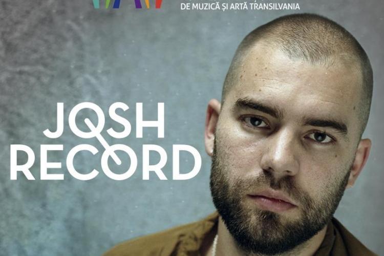 Josh Record cântă la Cluj în deschiderea concertului James Blunt