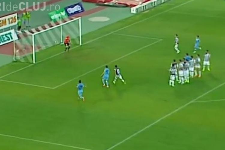 U Cluj - FC Brașov - 1-1 - REZUMAT VIDEO - S-a dus victoria pe final