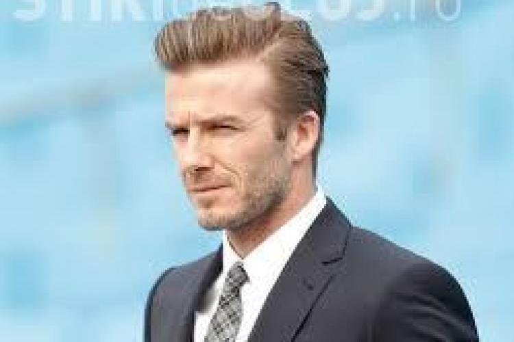 David Beckham a făcut accident cu motocicleta în timp ce încerca să scape de paparazzi FOTO