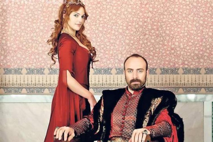 """Dramă națională! Se termină serialul """"Suleyman Magnificul"""""""