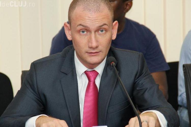 Mihai Seplecan a vorbit la mobil în valoare de 1.200 de lei, cât a fost președinte al CJ Cluj