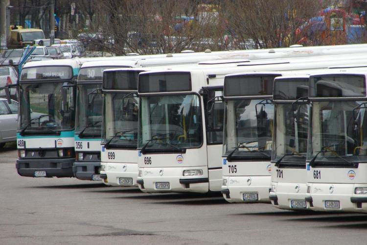 Curse de autobuz prelungite pe Valea Chintăului - stația Cătun