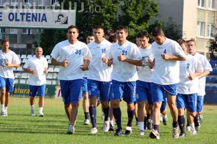 Echipa Pandurii Targu Jiu nu va fi programata in etapa a VII-a, si nu va juca impotriva Universitatii Craiova
