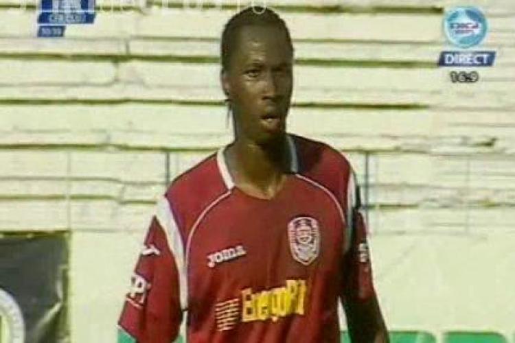 Gol Traore - U Cluj - CFR Cluj 1-1 / VIDEO
