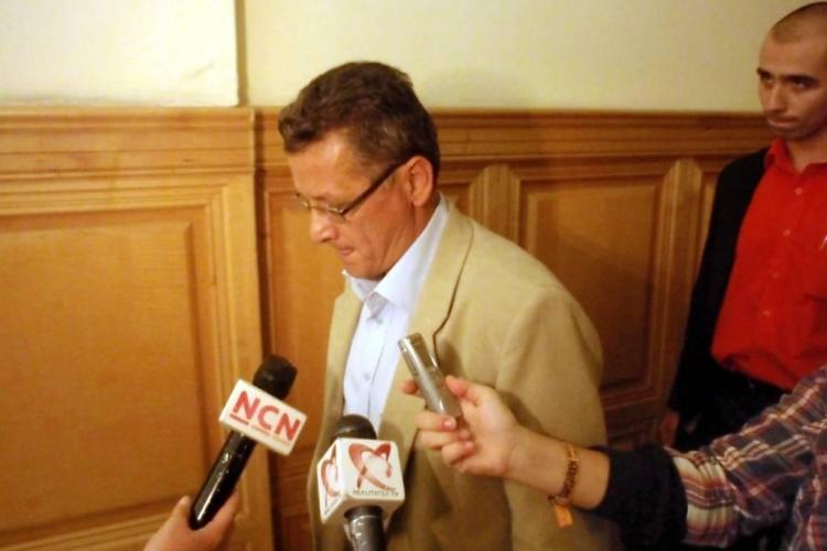 Calin Platon, fostul prefect de Cluj, aflat in arest, a fost suspendat din functia de la Guvern