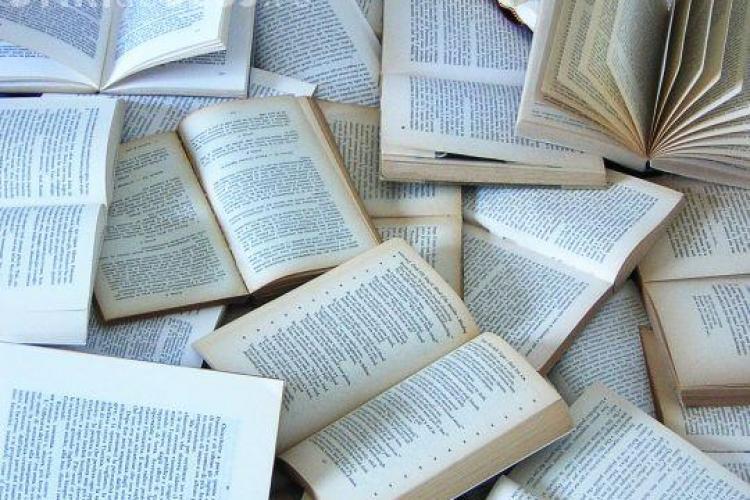 Colectare de carte in Piata Muzeului, vineri de la ora 10.00