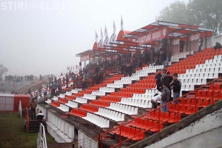 U Cluj este chemata sa joace gratis la Turda, pe stadionul municipal