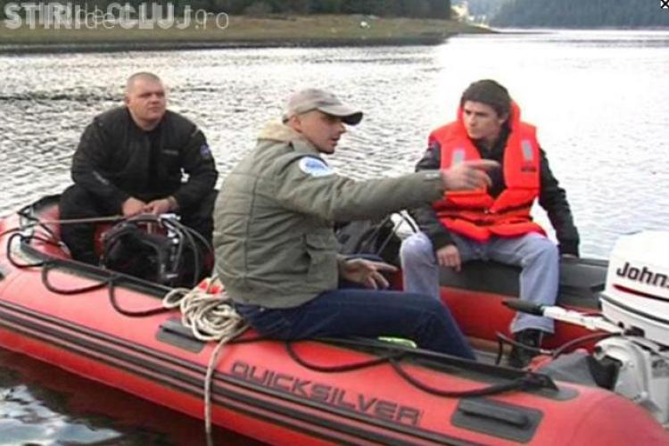 O persoana s-a inecat in lacul Tarnita