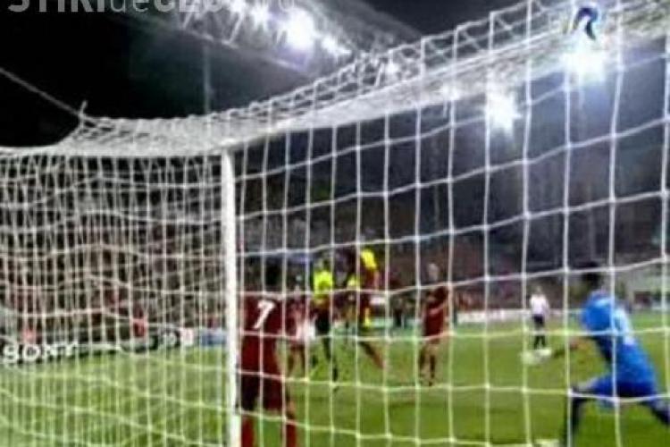 Vezi golul lui Stocke! CFR Cluj - FC Basel 2-1 / Champions League - VIDEO