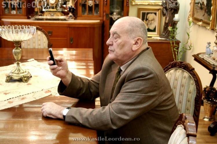 Vasile Leordean, cetatean de onoare al municipiului Cluj-Napoca